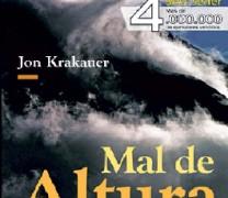 MAL DE ALTURA, de John Krakauer