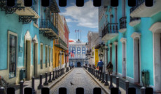 007. Ron, salsa y bomba en el Viejo San Juan de Puerto Rico (JUL-2013)