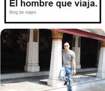 El hombre que viaja (Javier Castaño)