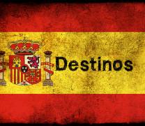 Destinos de España
