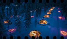 040. Kakslauttanen: la mayor aldea de iglús de cristal del mundo (ENE-2014)