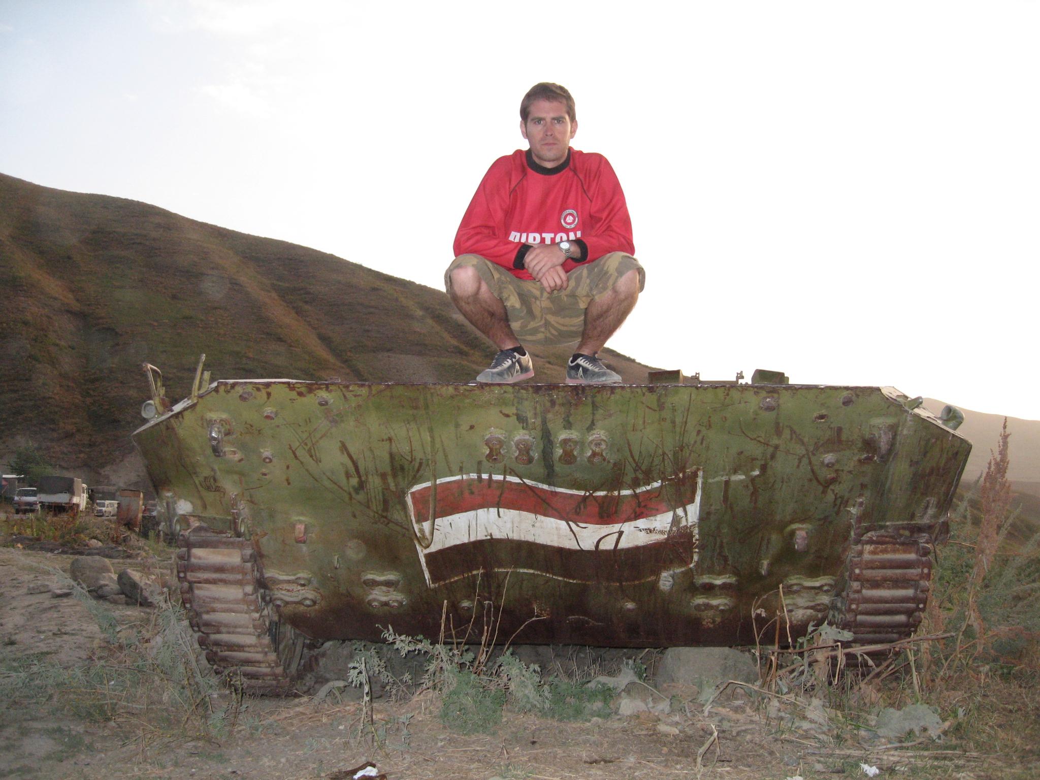 Bernon Tajikistán